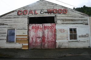Coal and Wood